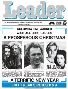 """The Magazine published by Columbia-EMI-Warner Distributors"""