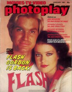 Cover of Photoplay Vol. 32 No. 1, January 1981