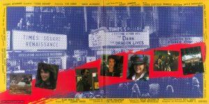 Times Square soundtrack album, France