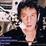 disc jockey Johnny helps (right) them at it - image 5 from Bravo 21, p. 35