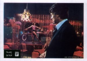1981 Yugoslavian lobby card TIMES SQUARE (1980), 1 of 12