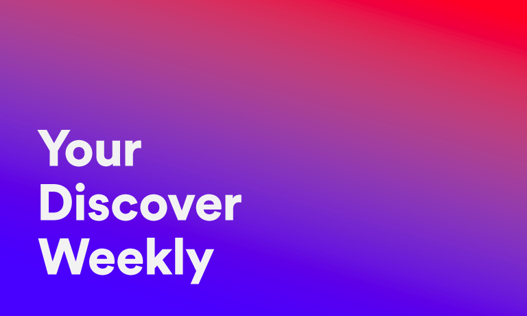 Discover Weekly