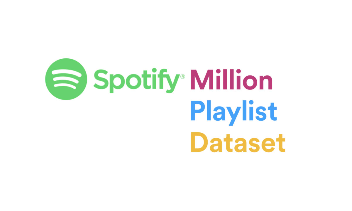 The Million Playlist Dataset