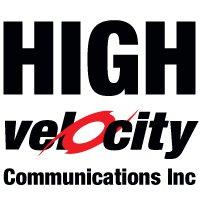 High Velocity Communications Inc.