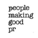 People Making Good PR
