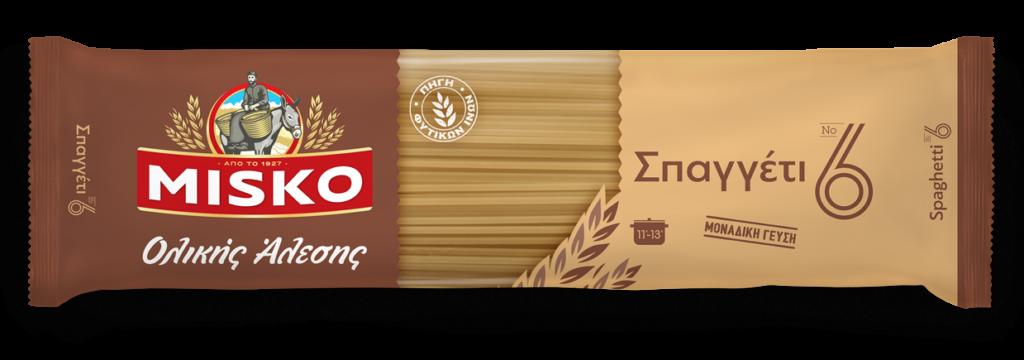 Μακαρόνια misko logo
