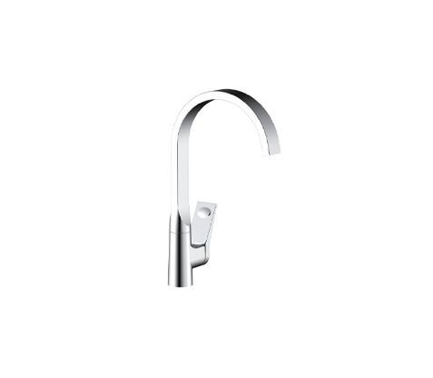 Single lever swan neck mixer (SD91295-2)