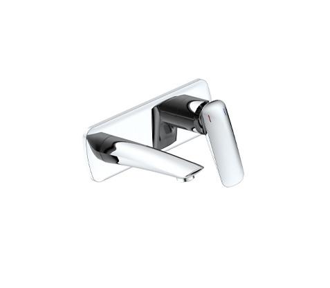 Wall mounted basin mixer (SD91243R)