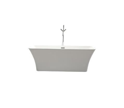 Free standing acrylic bath tub (6820)