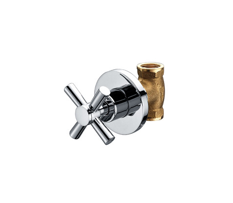"""1/2"""" Cold Water Concealed Valve (13474)"""