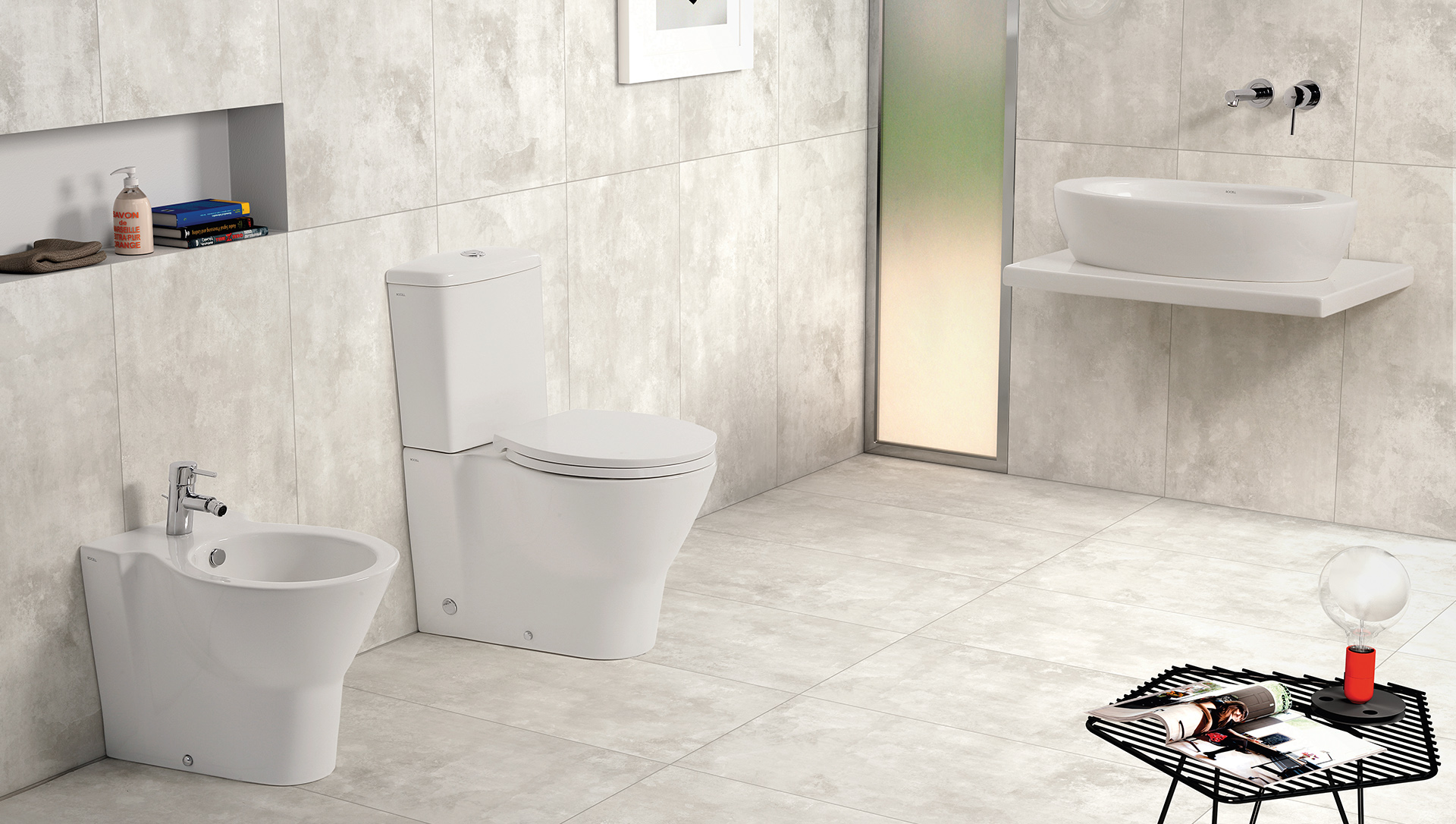 Riviera Bathware Collection