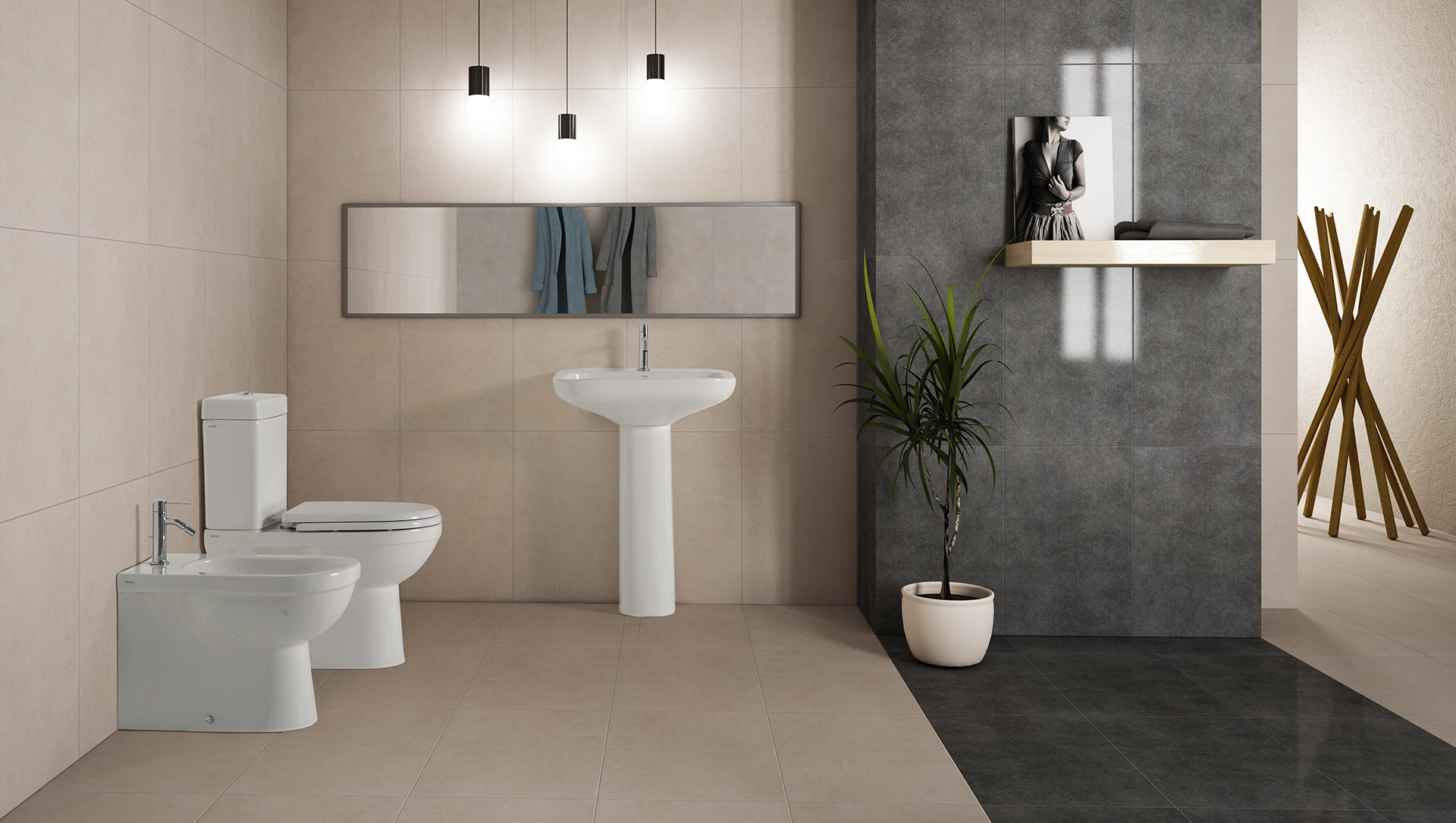 Aqua + Bathware Collection