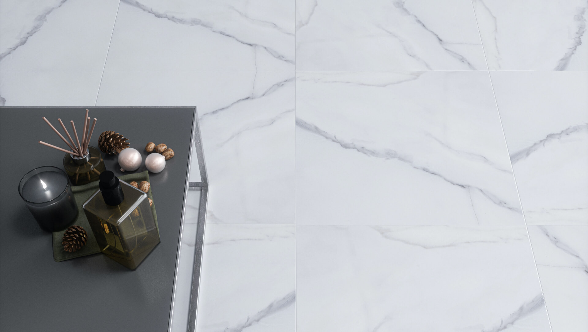 MARBLE SATIN COLLECTION