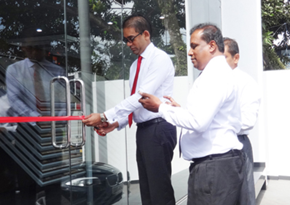 Rocell Opens New Rocell Concept Centre in Kadawatha