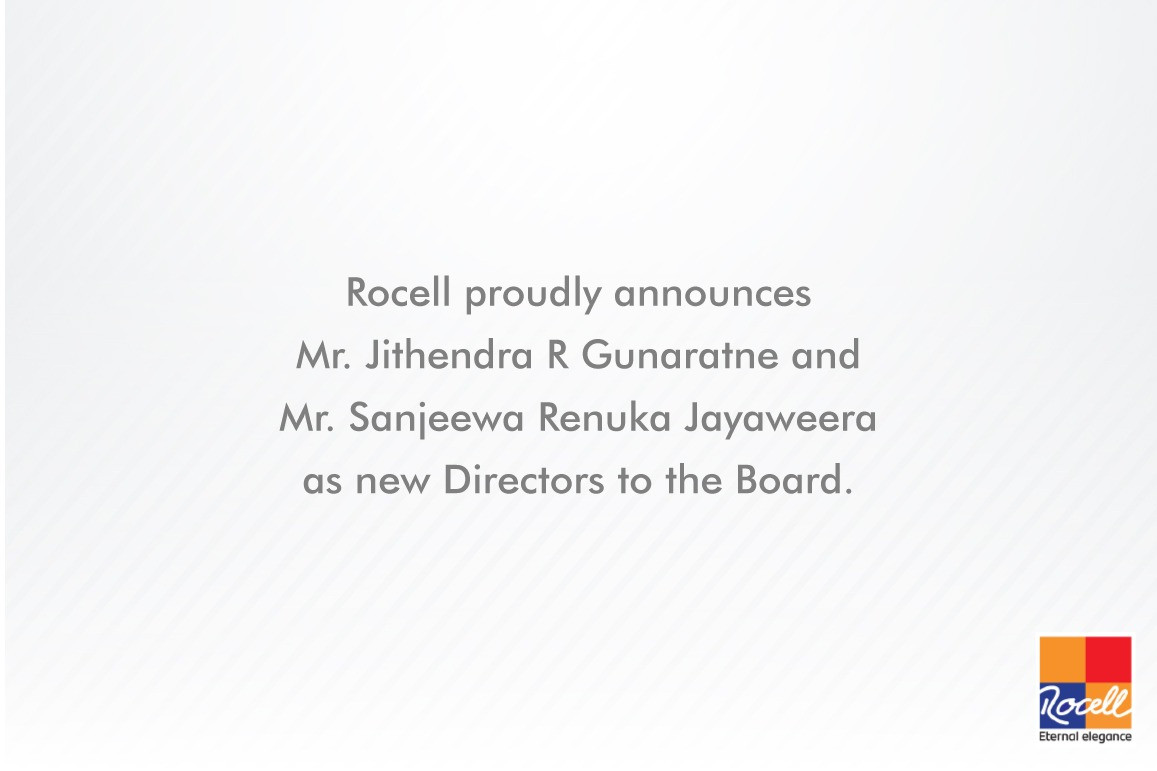 Rocell announces appointment of two new Directors to its Board