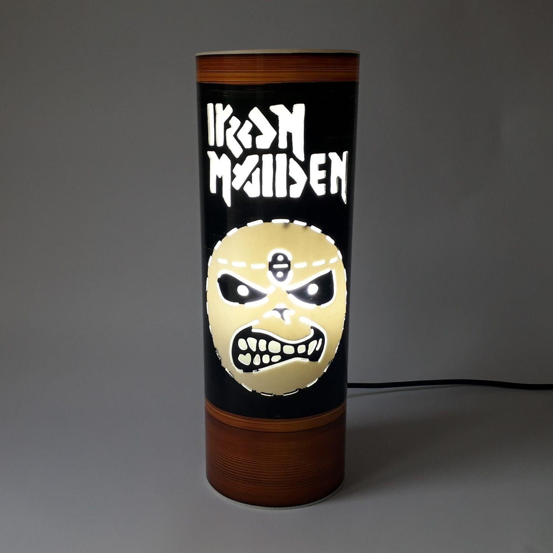 Abajur Iron Maiden II