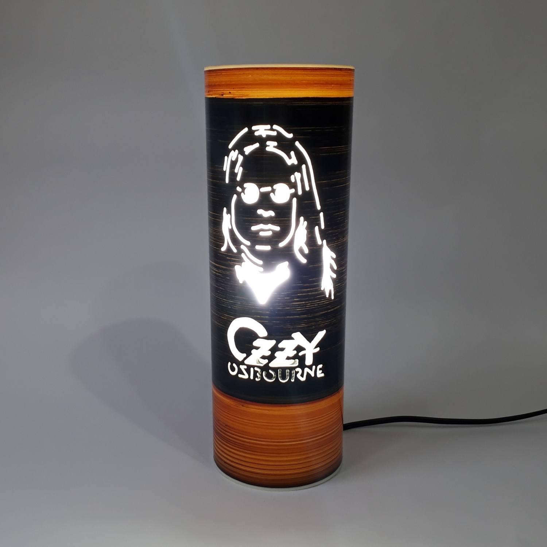 Abajur Ozzy Osbourne