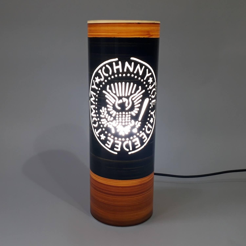 Abajur Ramones