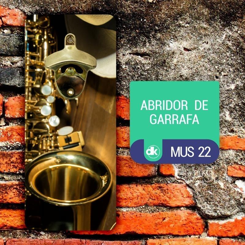 Abridor de Garrafas Dekorarte MUS22