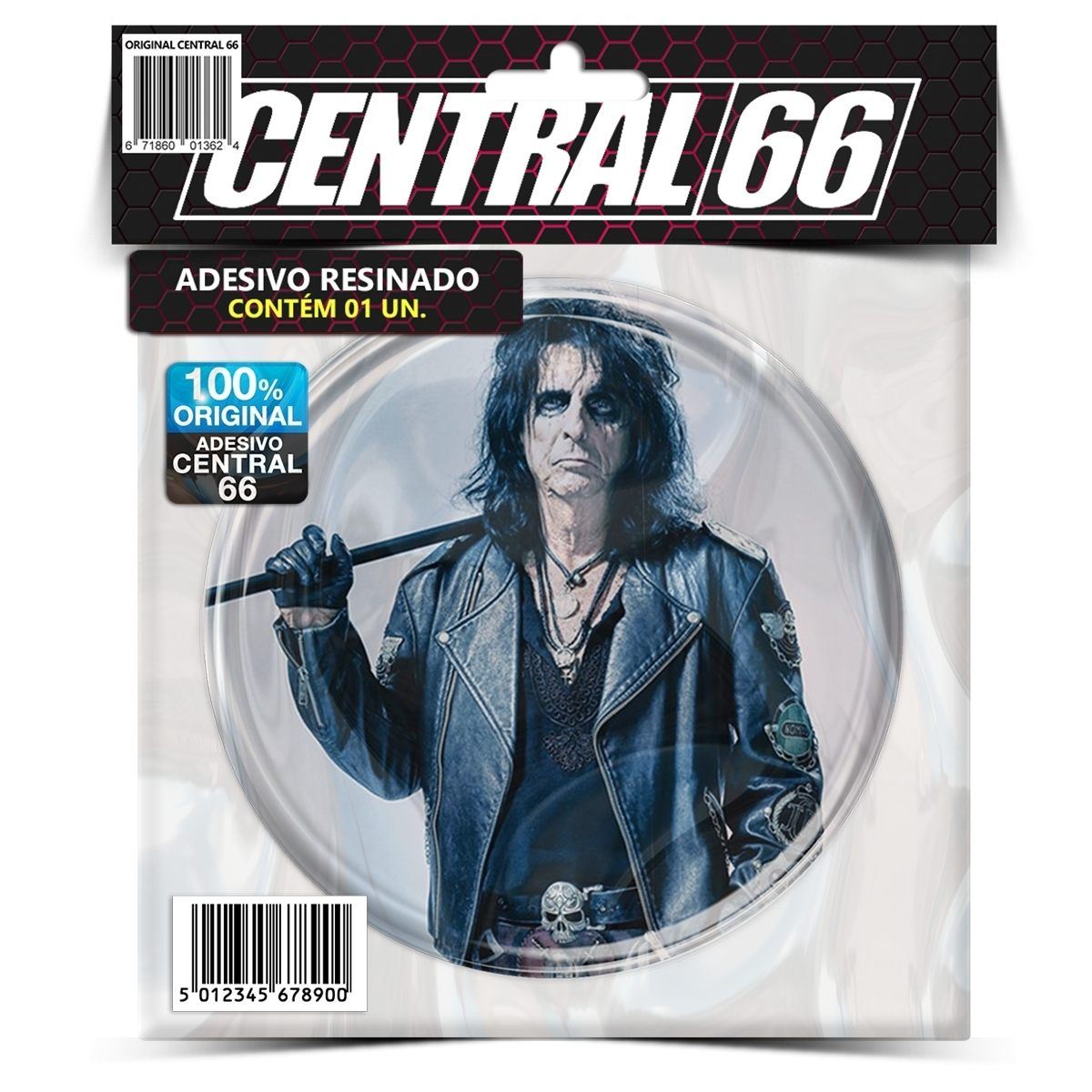 Adesivo Alice Cooper M02 – Central 66
