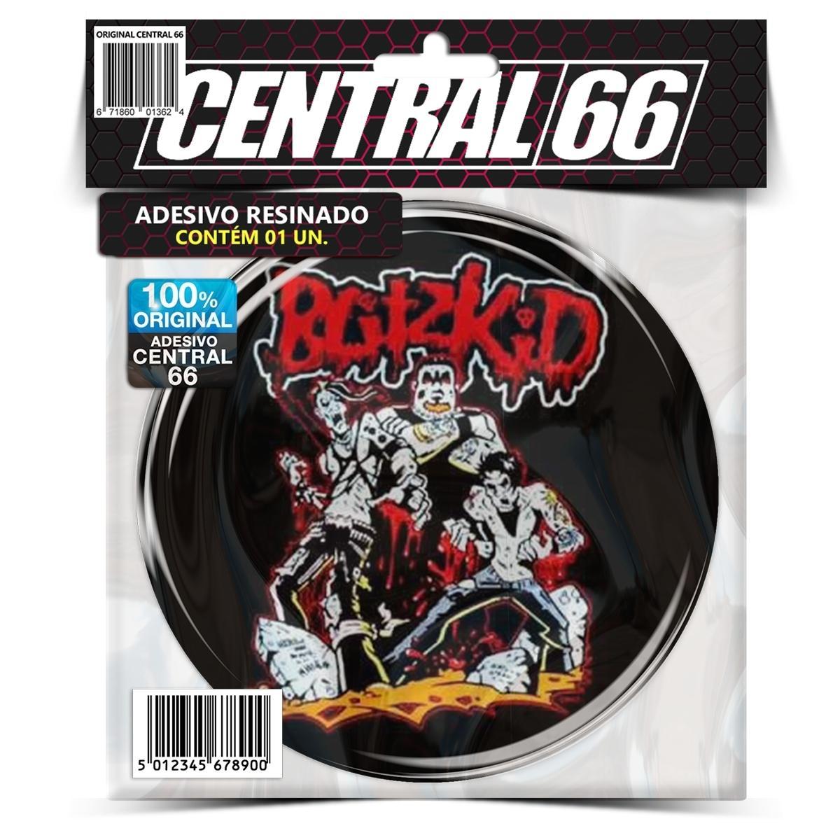 Adesivo Redondo Blitzkid – Central 66