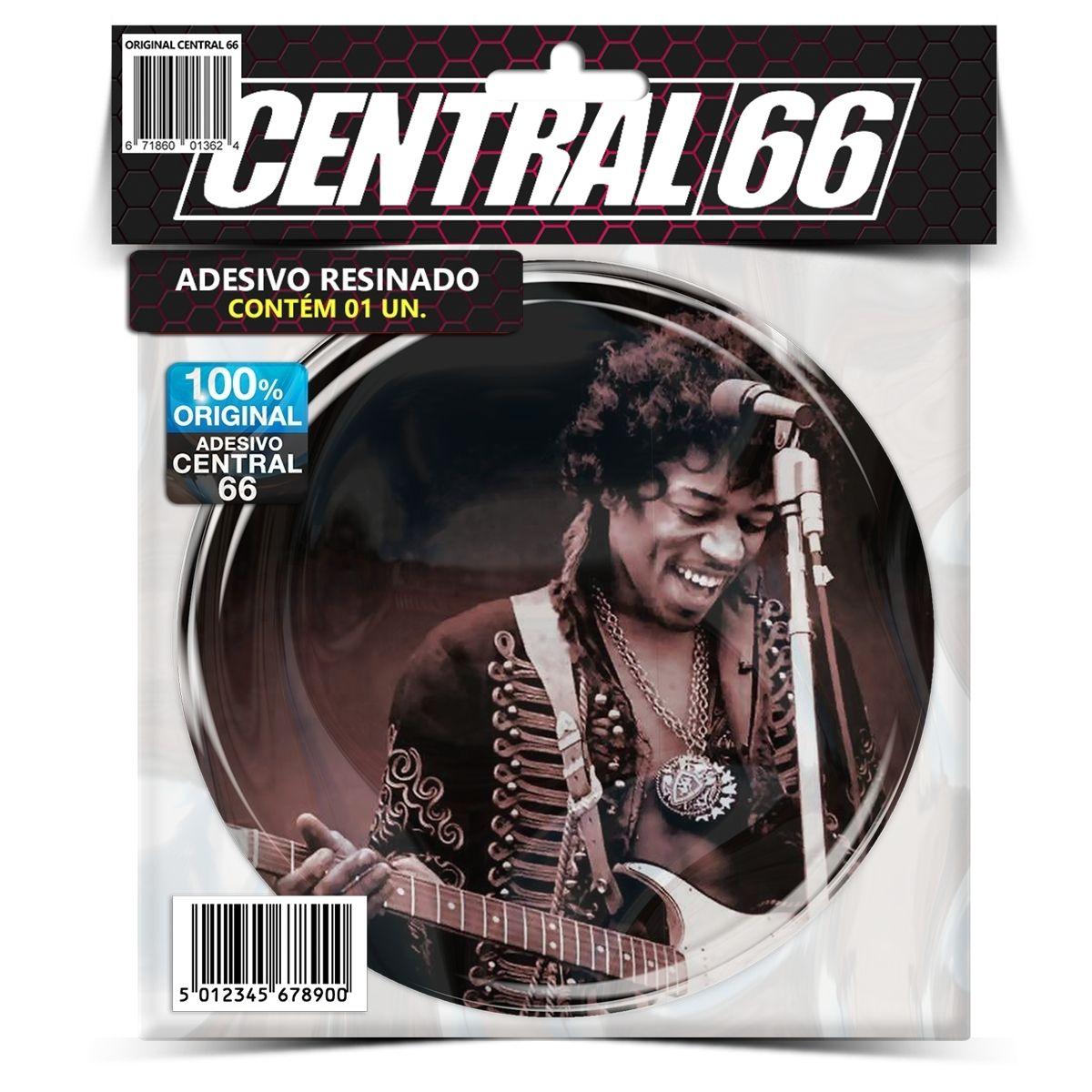 Adesivo Redondo caveira Pearl Jam – Central 66