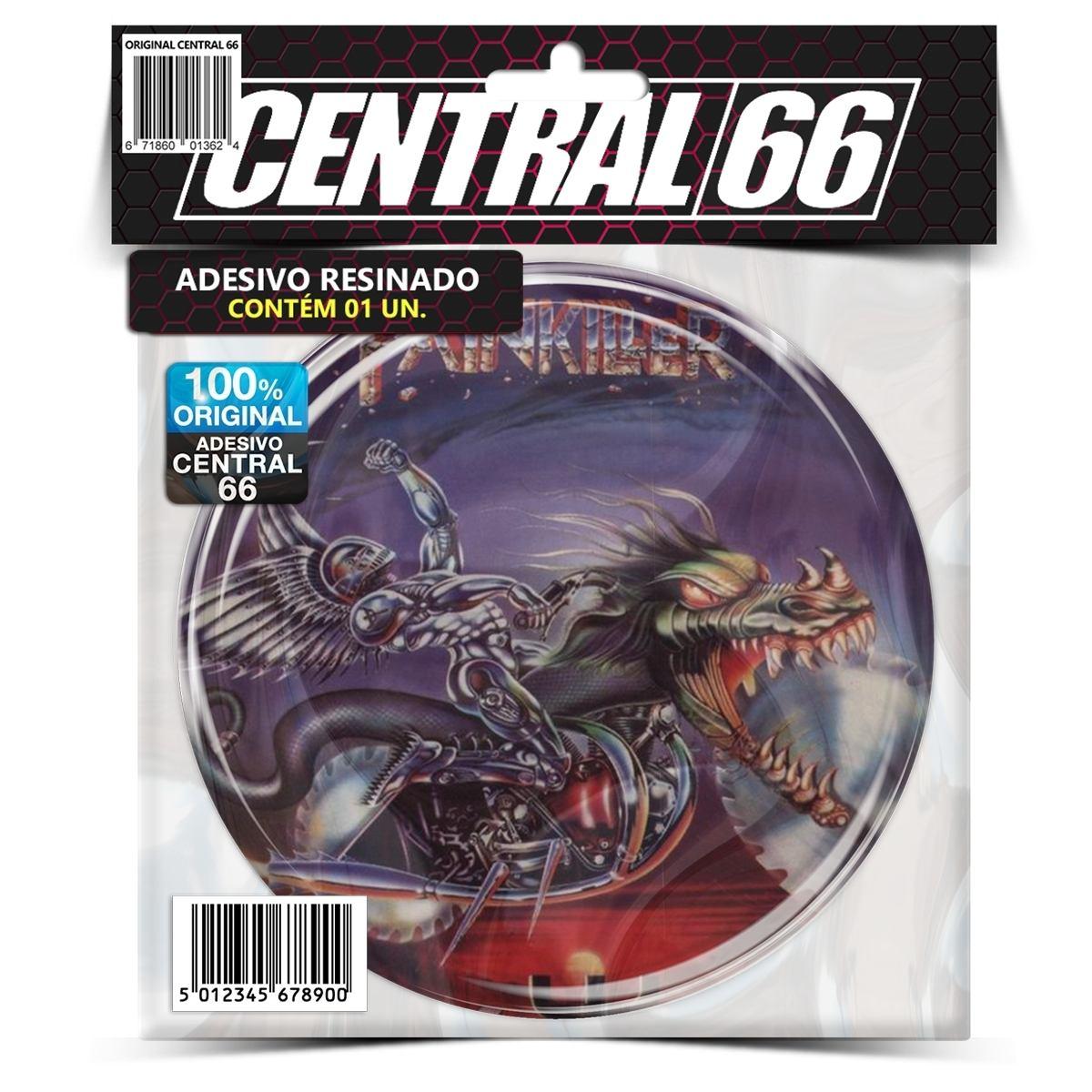 Adesivo Redondo Pink Floyd The Dark Side the Moon M02 – Central 66