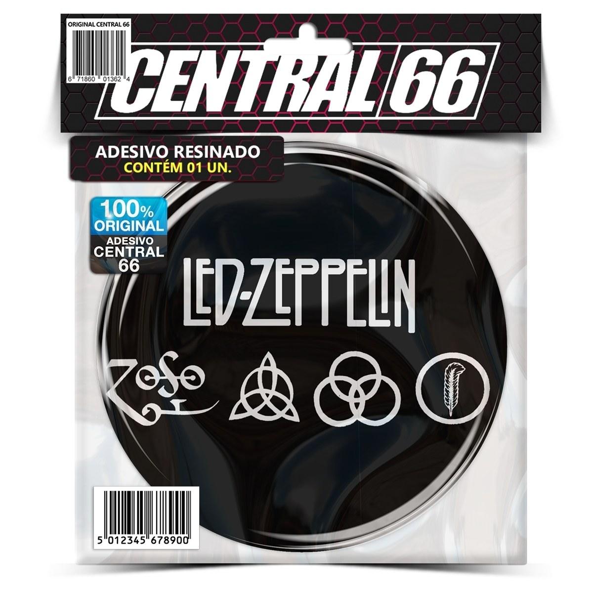 Adesivo Redondo Sex Pistols – Central 66