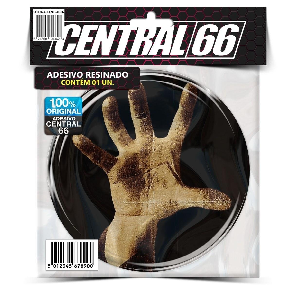 Adesivo Redondo System of a Down Album – Central 66