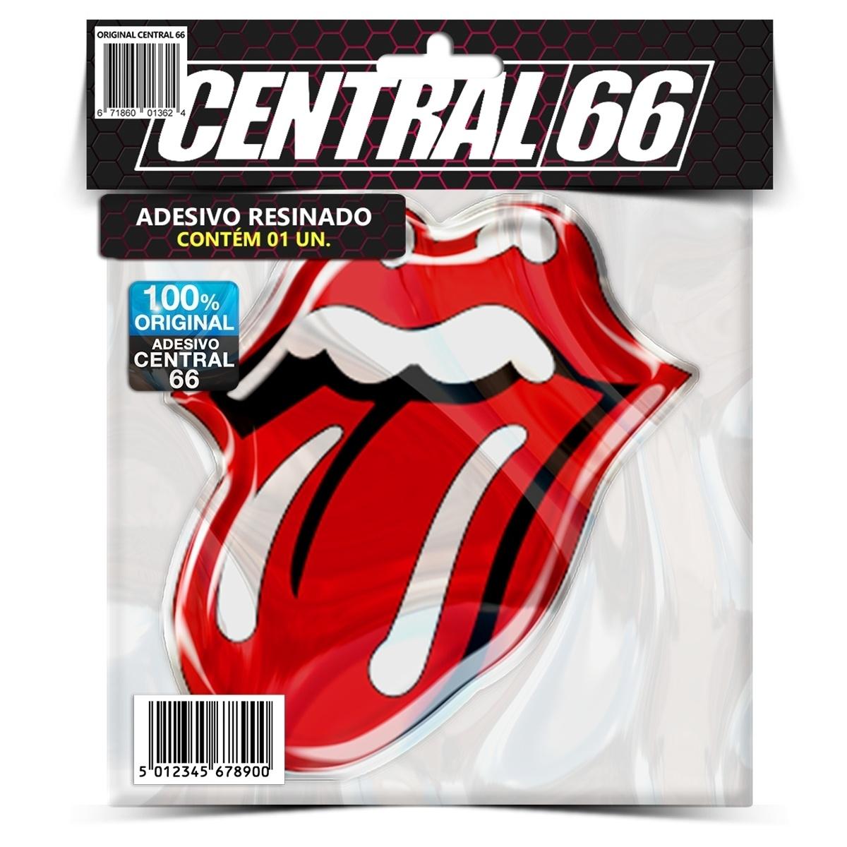 Adesivo Rolling Stones – Central 66