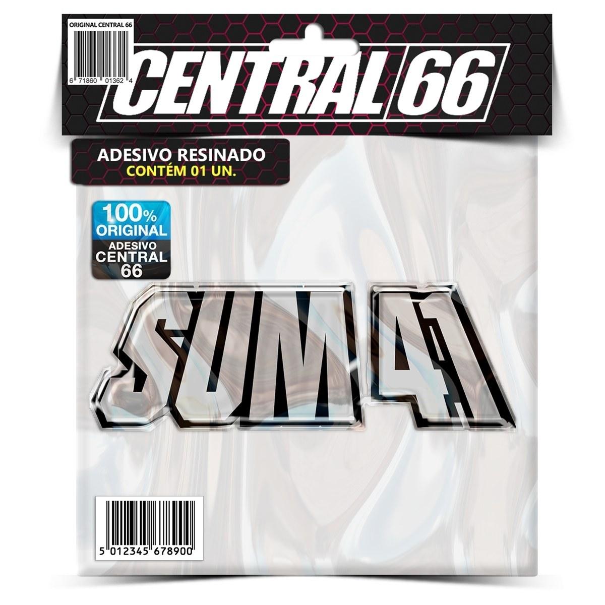 Adesivo Sum 41 – Central 66