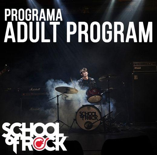 Adult Program - School Of Rock