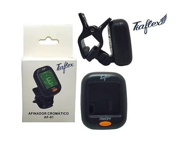 Afinador Cromático AF-01 Tiaflex