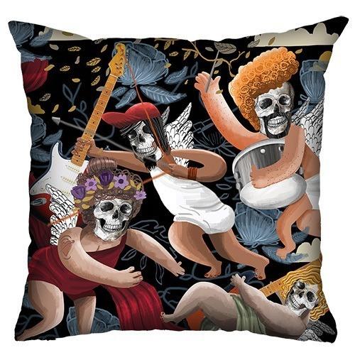 Almofada Rock Use - Anjos do Rock