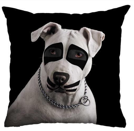 Almofada Rock Use - Pit Bull Terrier Kiss