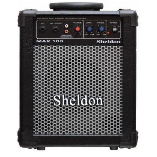 Amplificador multi-Uso Guitarra Sheldon MAX 100 15W RMS