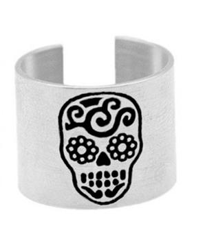Anel Caveira Mexicana - SkullAchando
