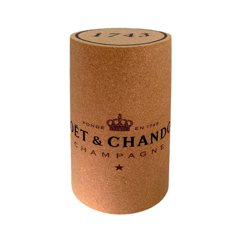Banco Rolha Champagne Moet Chandom 1743