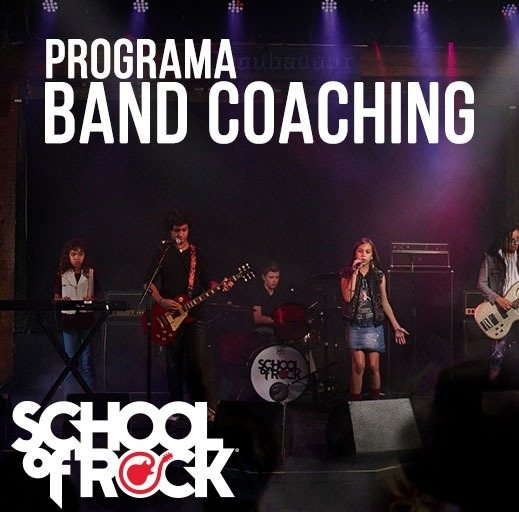 Band Coaching - School Of Rock