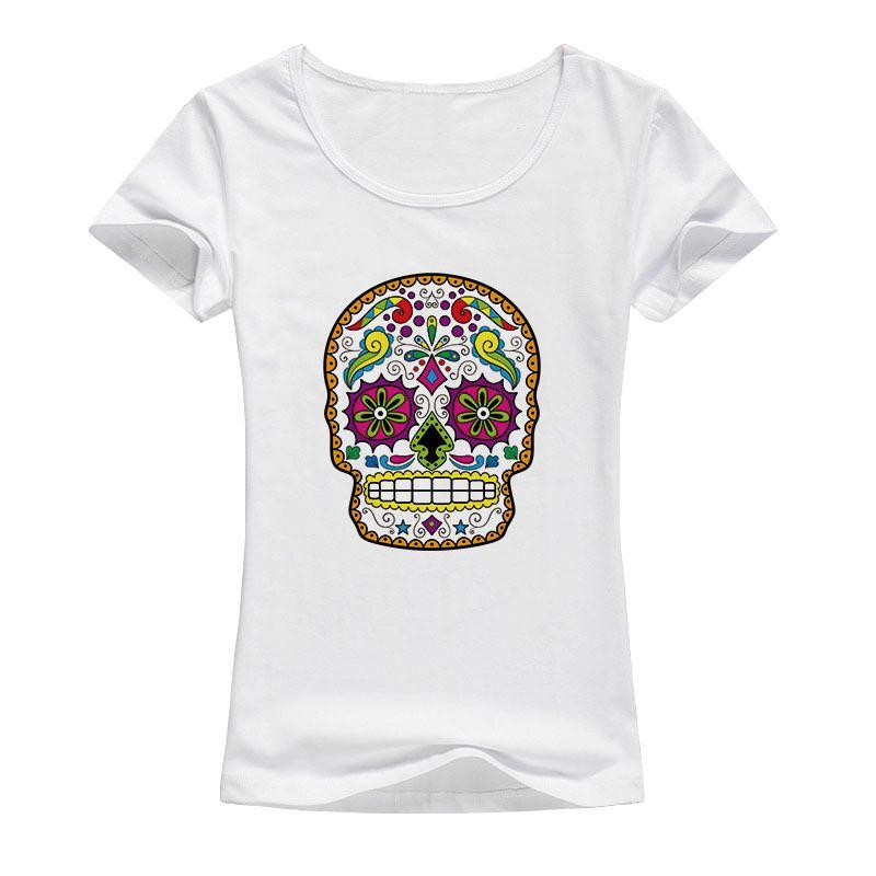 Blusinha Caveira Mexicana - SkullAchando