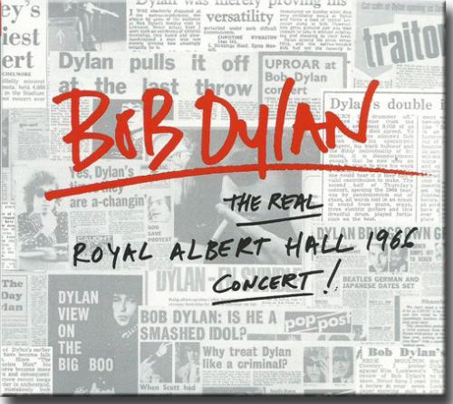 Bob Dylan - The Real Royal Albert Hall 1966 - Concert (duplo)