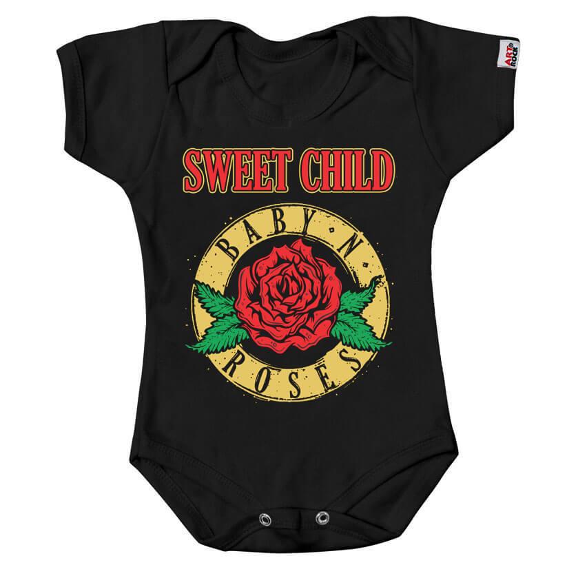 Body Infantil GUNS N' ROSES - Sweet Child