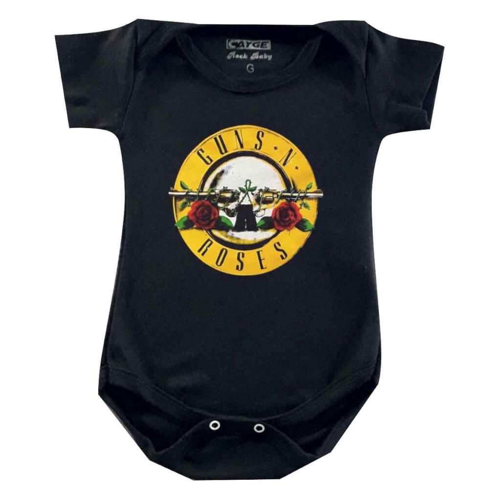 Body Infantil Guns n' Roses