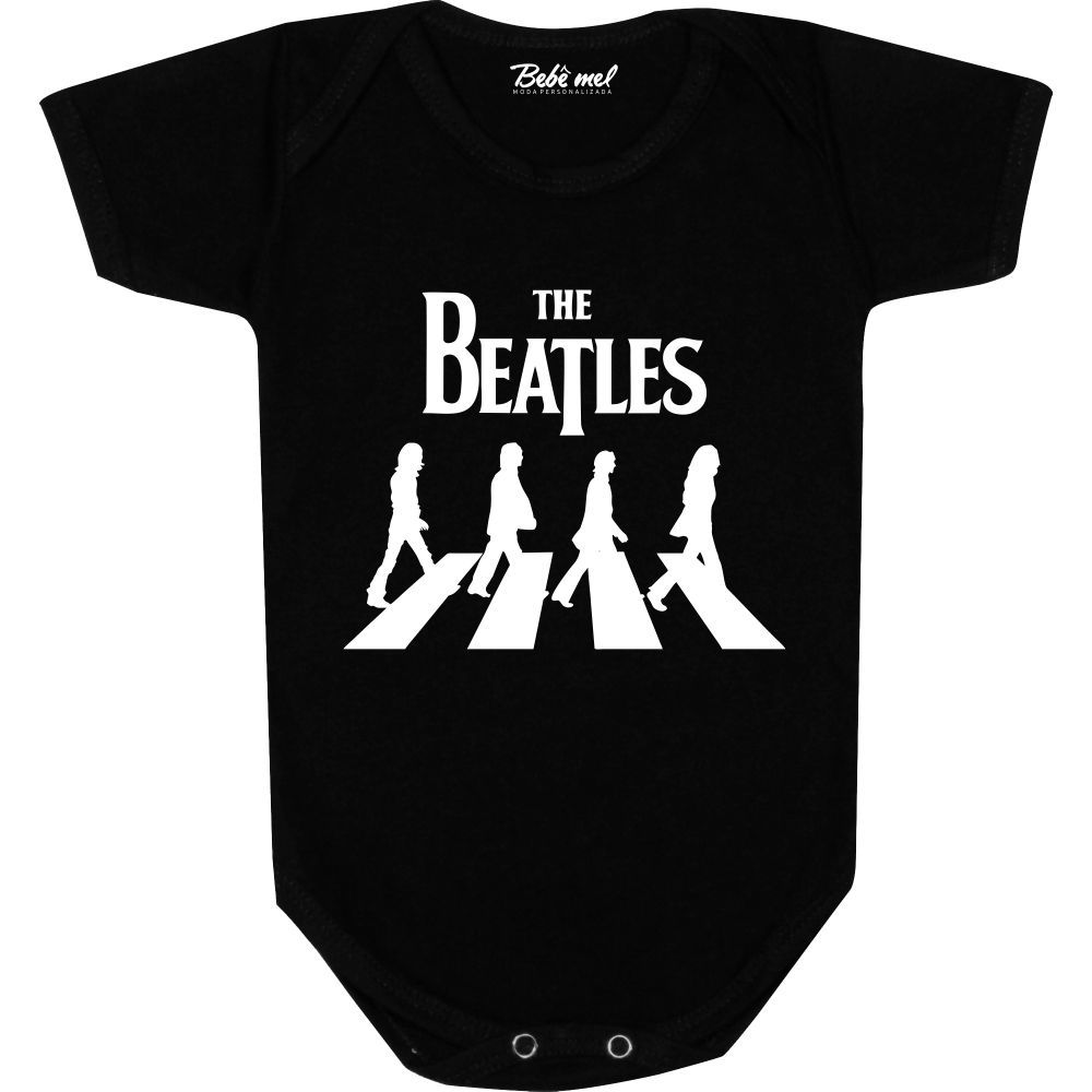 Body Bebê personalizado The Beatles