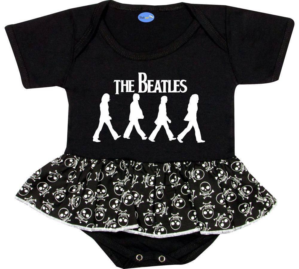 Body Saia Bebê personalizado The Beatles