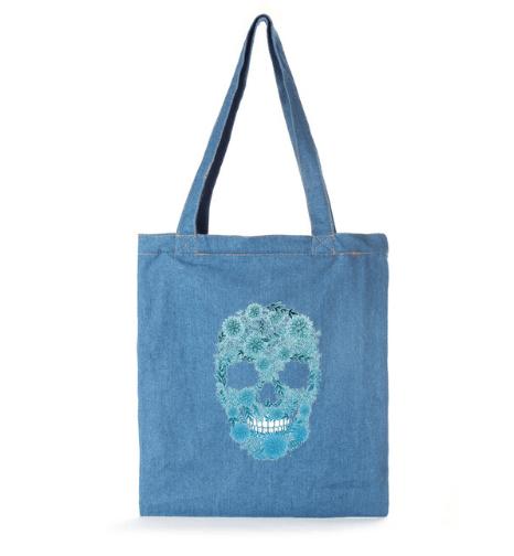 Bolsa Skull Jeans – SkullAchando