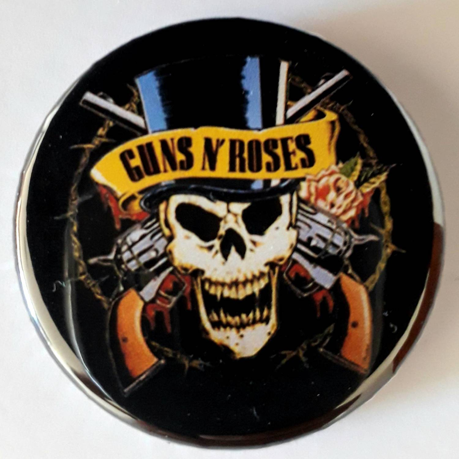 Botton Favartes Guns n' Roses