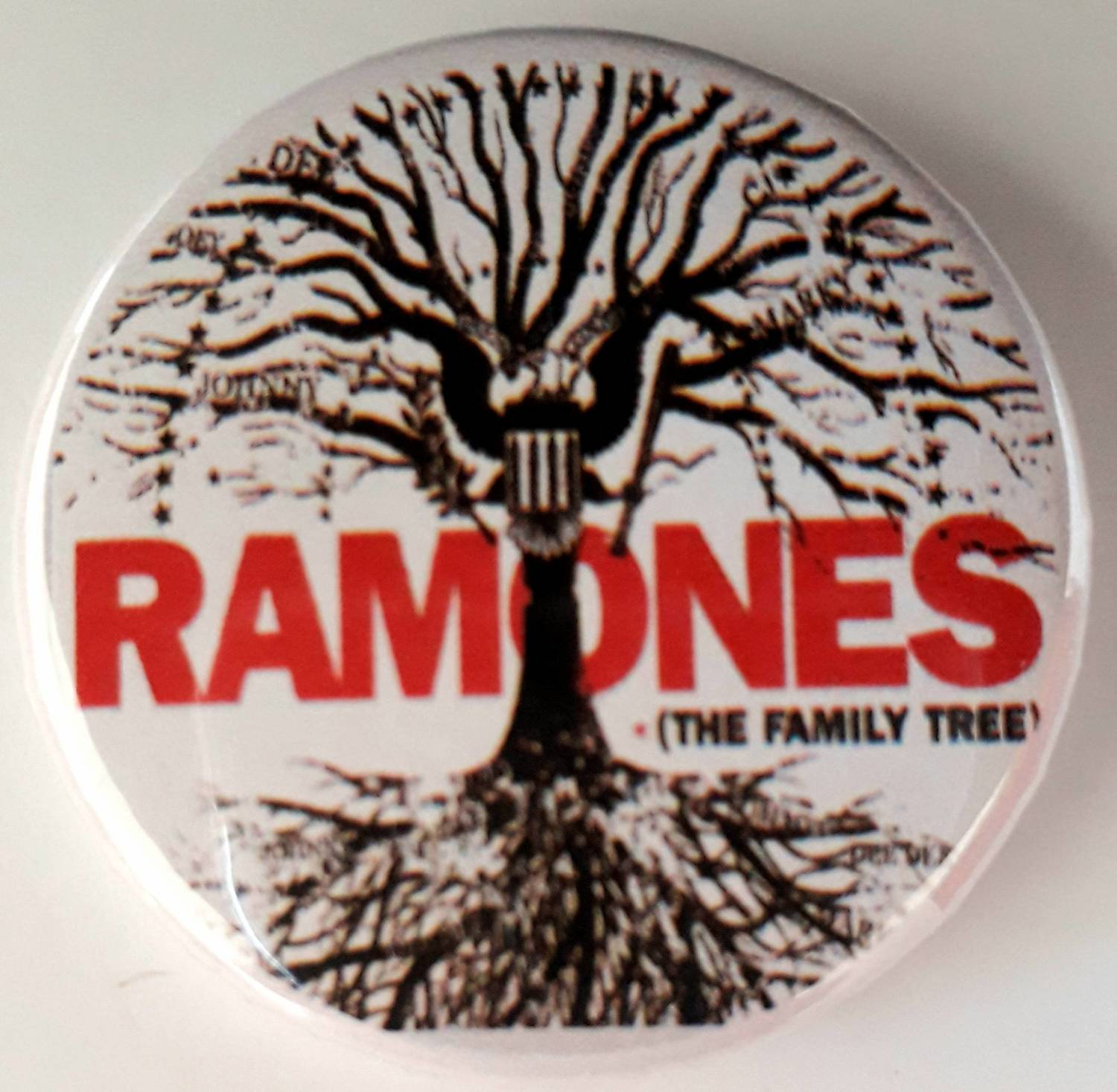 Botton Favartes Ramones