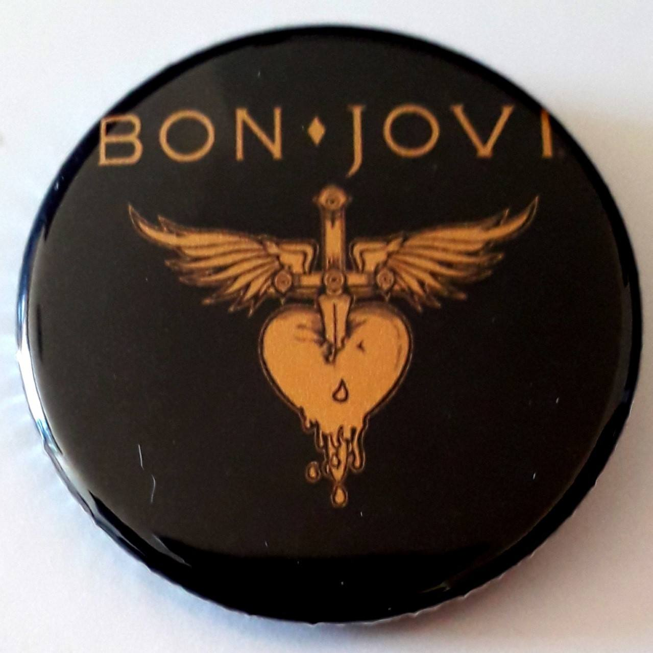 Botton Favartes Bon Jovi