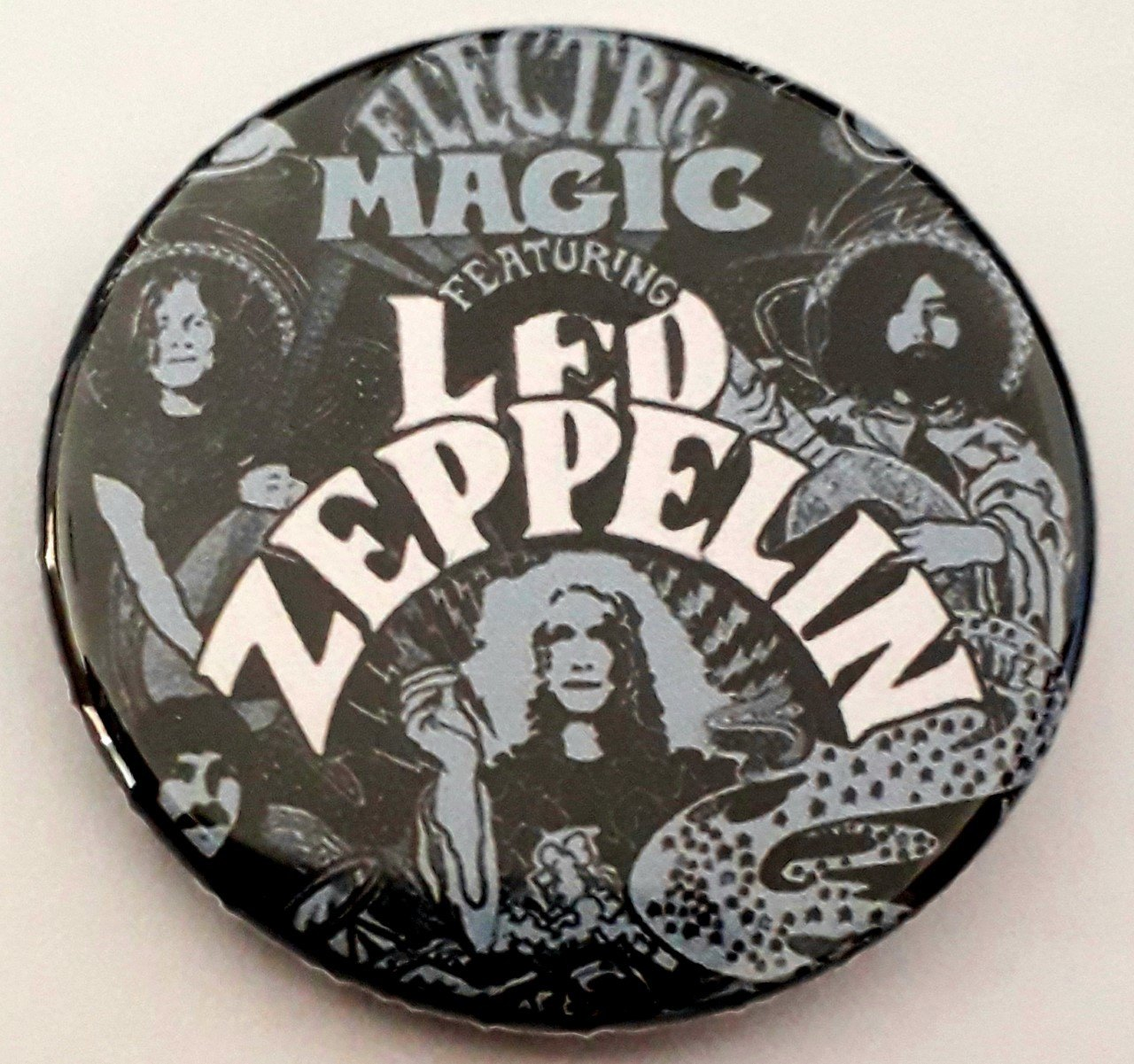 Botton  Led Zeppelin